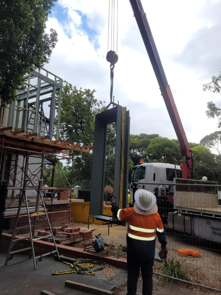 Steel fabrication in Adelaide